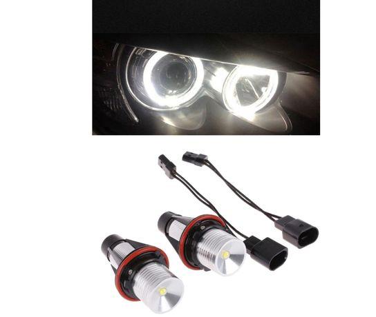 Kit Led Marker Angel Eyes BMW E39 E53 E60 E61 E63 E64 E65 E66 E87