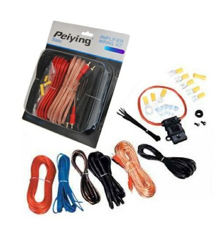 kit cabluri auto subwoofer cabluri statie auto kit cabluri subwoofer