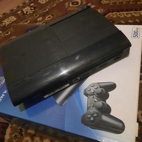 PS3 в отличном состоянии