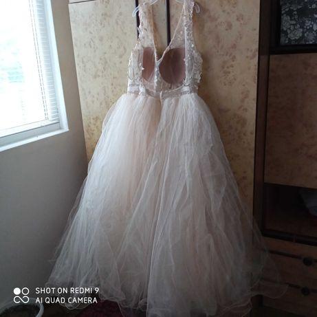 Бална рокля втора употреба