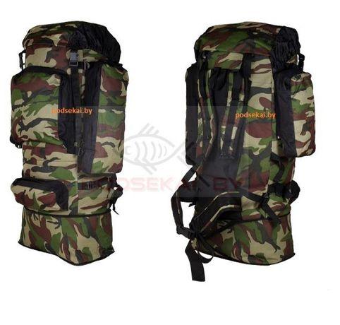 Военный Рюкзак 100 литр/ кг