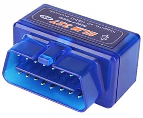 Obd elm327 автосканер для диагностики авто со смартфона