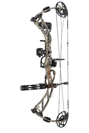 Arc compound Velocity Retribution Camo putere 55-70 lbs