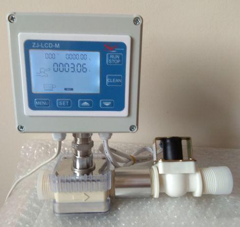 Разходомер-дозатор K24 за различни течности