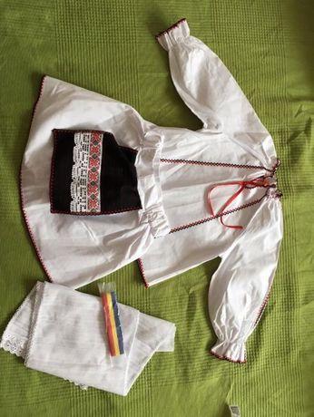 Ie traditionala copii - costum popular