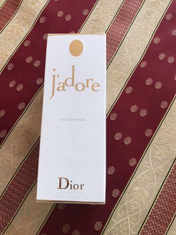 Продам туалетную воду Dior Jadore 100 ml