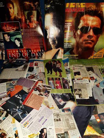 Colecţie de articole cu Arnold Schwarzenegger