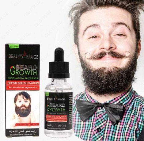 Масло для бороды Beard growth