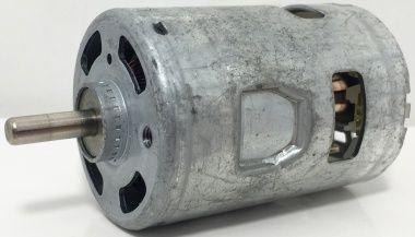 Motor C.C. 6-14V/1500mA, 70 RPM - 87x42mm - RS-755VC-6516