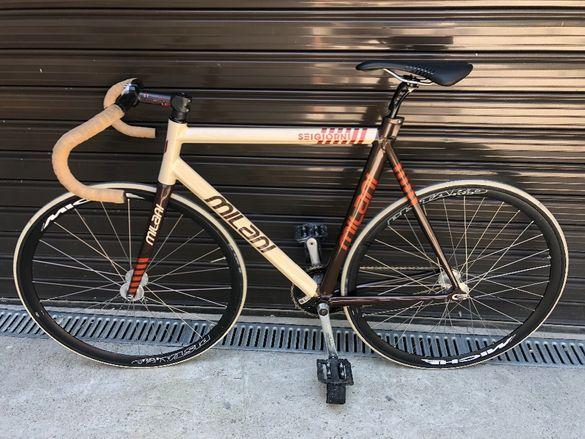 Milani seigiorni singal speed велосипед