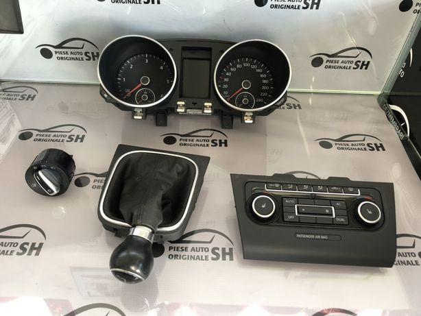Ceasuri bord manson/nuca schimbator Vw Golf 6 1,6 TDI CAY