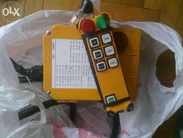 радиоуправление schnieder телекран ,либхер,аутек,хеттроник