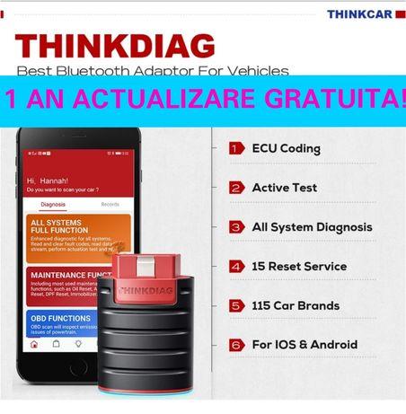 Thinkdiag Launch , EASYDIAG 4. Testere, diagnoza AUTO FULL ACTIV.