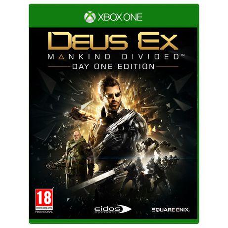 Joc Deus Ex: Mankind Divided Day One Edition Xbox One nou sigilat