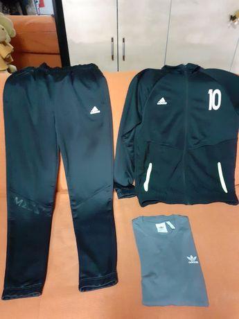 Trening Adidas +tricou Adidas