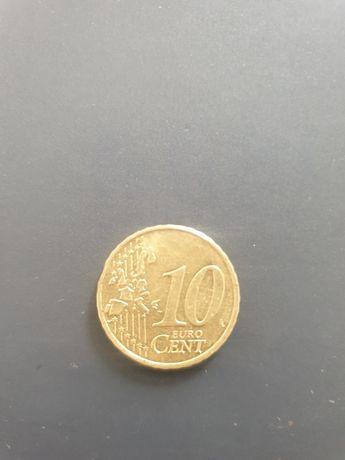 10 euro cent 2002 Germania