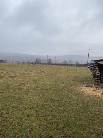 Vand teren pentru cabana sau casa sat Masca comuna Iara
