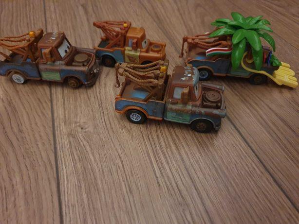 Bucsa, Mater, personaje rare Cars