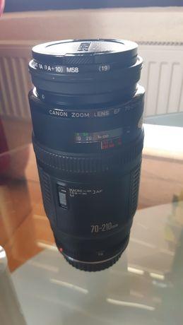 Obiectiv  Canon Zoom Lens EF  70-210 mm