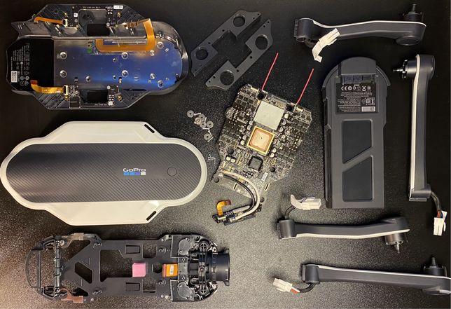 Piese Gopro Karma Baterie Brate Carcasa Placa de baza originale Gps
