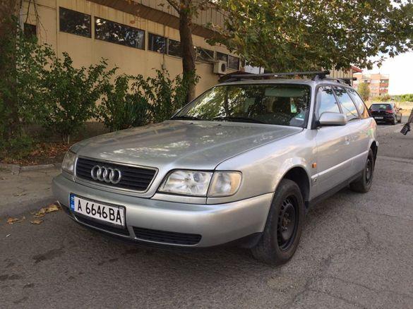 Audi A6 2.0i Ауди А6 на части!!