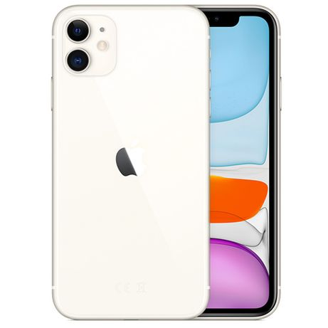 Iphone 11 белый 128 гб бу