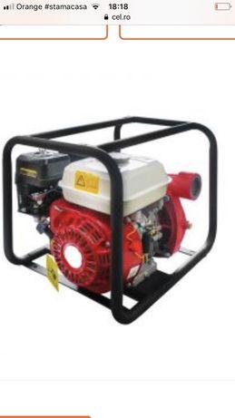 Motopompa de Apa Curata 2 tol (motor 6,5cp)