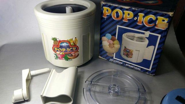 Înghețată la mașină Pop ice cream
