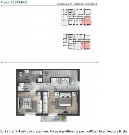Apartament duplex 4 camere Titan - Metrou Nicolae Teclu