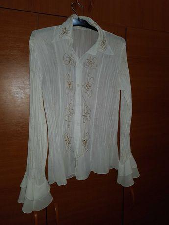 bluză damă cu nasturi, mărimea 44