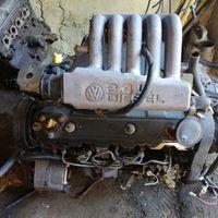 Т4 фольцваген 2.4 2.5 1.9 2.0 двигатель в сборе с кпп из Европы