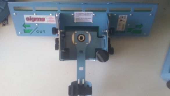 Машина за рязане на плочки под ъгъл Sigma jolly