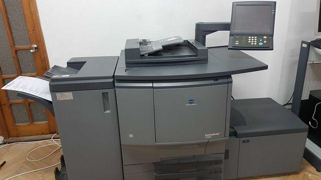 Imprimanta profesionala de productie Konica Minolta Bizhub C5501