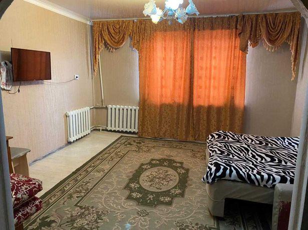 Сдается 1 комнатная квартира посуточно и почасам