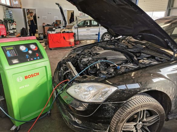 Профилактика и ремонт на автомобилен климатик