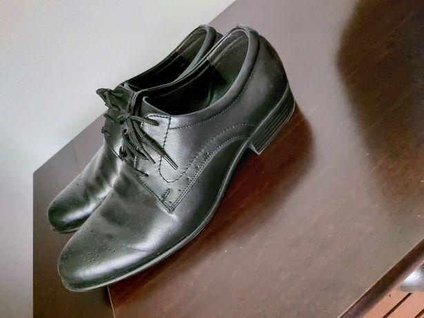Papuci costum bărbați