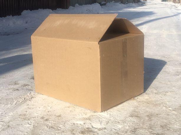 Коробки картон