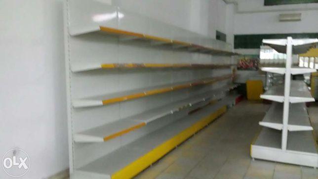 Rafturi metalice magazin si gondole