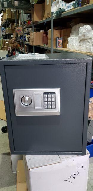 Seif metal gri 50cm