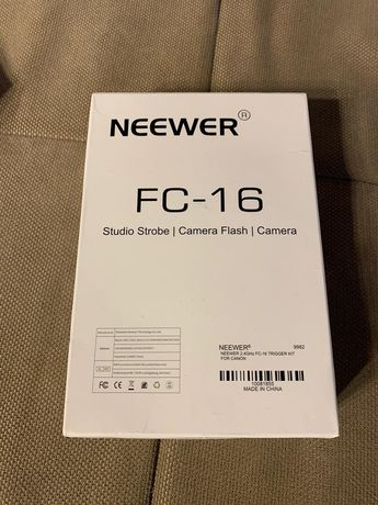 Neewer 2.4 ghz FC-16 Trigger Kit For Cannon