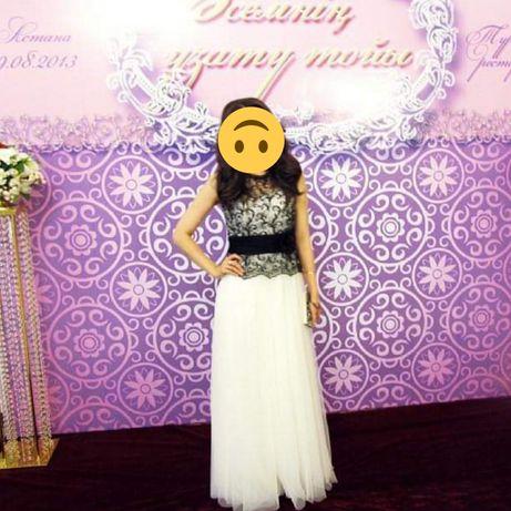 Вечернее платье длинное размер 40 -42 Xs (Турция)