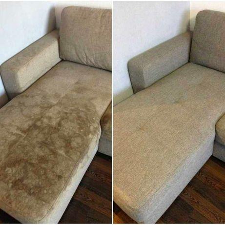 Выездная Химчистка диванов, мягкой мебели, матрасов с выездом