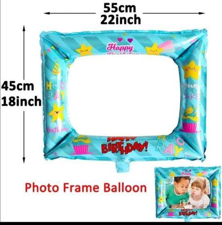Ramă foto tip balon