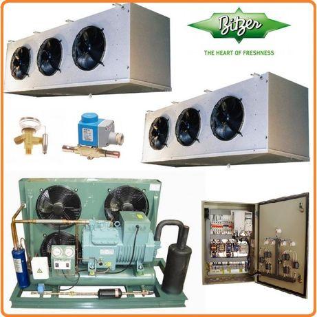 холодильная, пивная камера, сплит-система, моноблок, агрегат, компресс