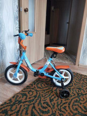 Велосипед новое почти месяц назад купили
