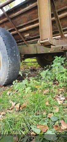 Remorca cu o osie pentru tractor