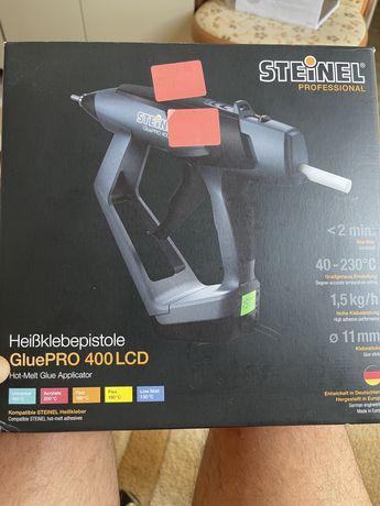 Steinel GluePRO 400 Lcd, pistol de lipit