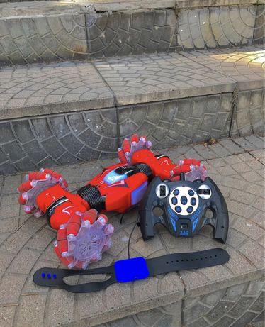 Машина игрушка stunt car доставка по всему РК бесплатно