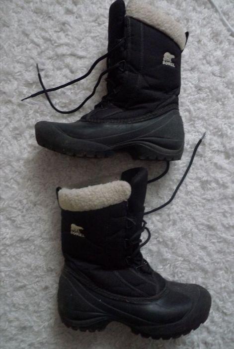 Ghete Sorel cizme botine iarna waterproof 38 sport timp liber arta Brasov - imagine 1