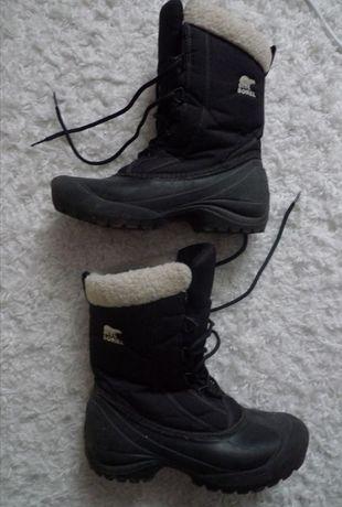 Ghete Sorel cizme botine iarna waterproof 38 sport timp liber arta